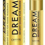 ODEON. DREAM. Bright GOLD for women