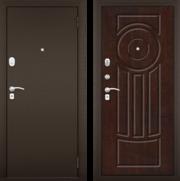 Стальные входные двери взломостойкие