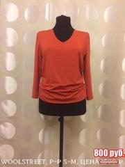 Блуза WoolStreet