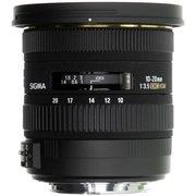 Продам новый фотообъектив SIGMA EX 10-20/3, 5 для фотоаппаратов NIKON D