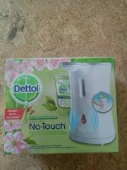 Диспенсер для жидкого мыла + жидкое мыло