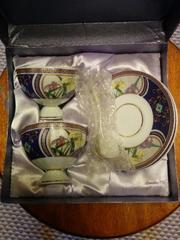 Чайно-кофейный набор керамический