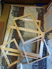 Подрамники деревянные для холста и картин