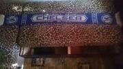 шарф фанатский клуб chelsea