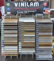 Напольное покрытие Vinilam - 100% защита от влаги
