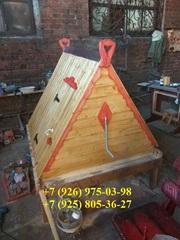 Домик для колодца / Колодезный домик ДК-1
