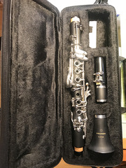 кларнет  Eb BRAHNER CL-570ES
