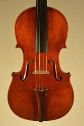 Скрипка 4/4 мастеровая итальянская