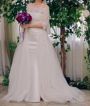 Платье трансформер от Naviblue Bridal