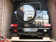 Перевозка легковых авто в контейнерах