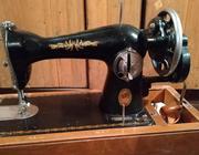 Швейная машинка класс 2-М