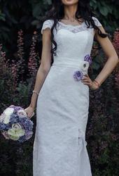 Свадебное платье  ищет Новую счастливую невесту