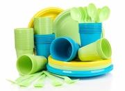 Оптовая торговля одноразовой посудой и упаковкой