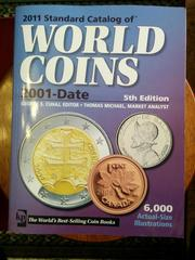 Каталог World Coins 2001-Date 5th edition