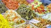Салаты по-корейски и соления