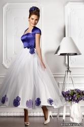 Продам свадебное (вечернее) платье
