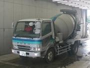 Автобетоносмеситель Mitsubishi Fuso кузов FK71HDZ