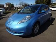 Электромобиль хэтчбек Nissan Leaf кузов ZE0 модификация X гв 2011