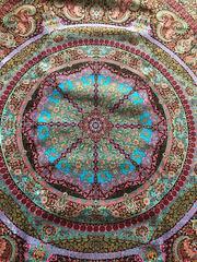 Персидский ковёр ручной работы