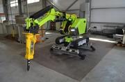 Аренда робота для демонтажа