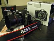 Brand New Canon EOS 5D Mark II 21MP DSLR Camera