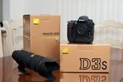 Продажа новых Nikon D3s Цифровая камера ---- {$ 2500}