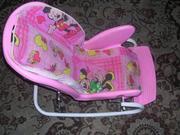 Продаю  детский стул качалка для девочки